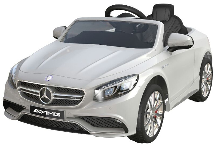 mercedes benz amg s63 kinderauto kinderfahrzeug kinder. Black Bedroom Furniture Sets. Home Design Ideas